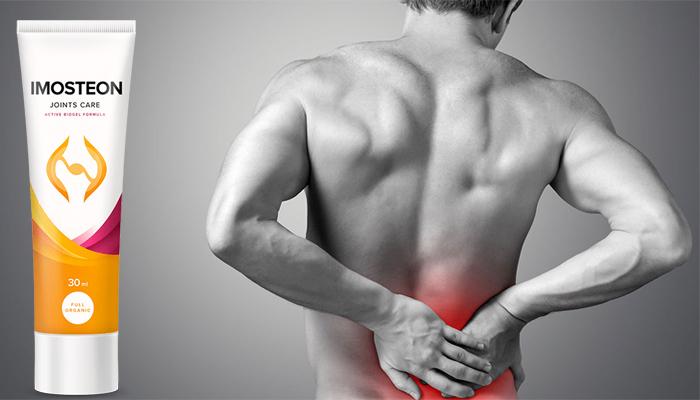 Imosteon: alívio rápido da dor nas articulações