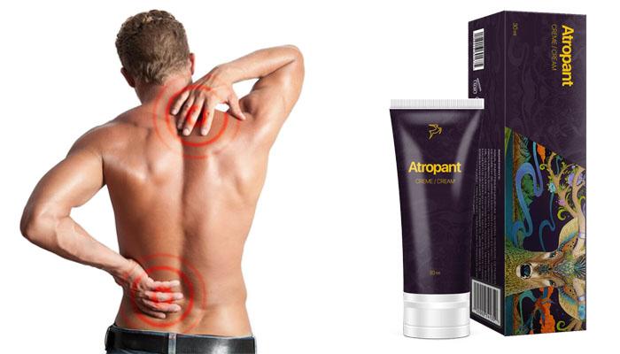 Atropant para as articulações: é um produto eficaz contra a osteocondrose, a artrose e outras lesões articulares!