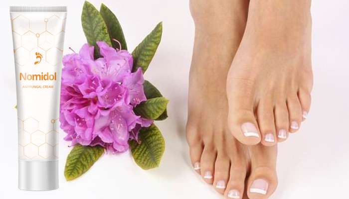 Nomidol contra micose: cuide da saúde dos seus pés!