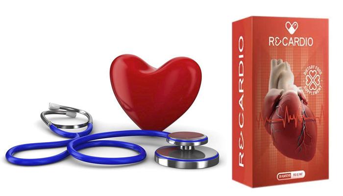 ReCardio: melhora a hipertensão e todos os sintomas dela
