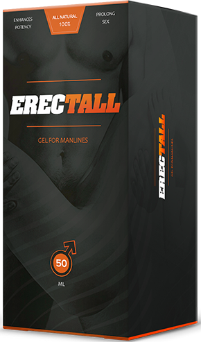 Erectall: а o alargamento garantido do pénis em 5 cm ao mês