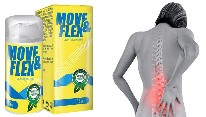 Move&Flex para as articulações: um remédio eficaz para a doença degenerativa do disco, artrite e lesões!