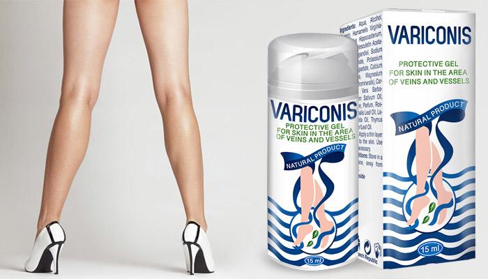 Variconis contra varizes: pés saudáveis e bonitos