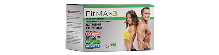FitMAX3: sistema único para uma rápida perda de peso