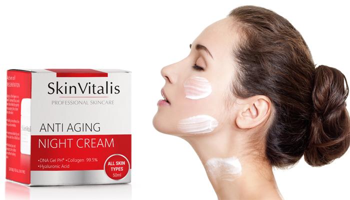SkinVitalis: combate todos os tipos de rugas em apenas 28 dias!