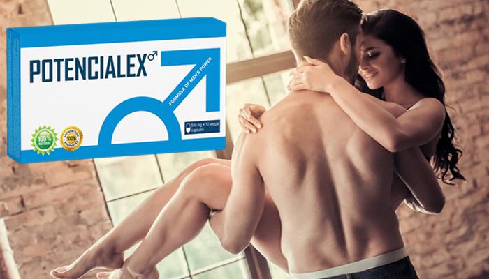 Potencialex para a potência: as melhores sensações do sexo e com duração elevada