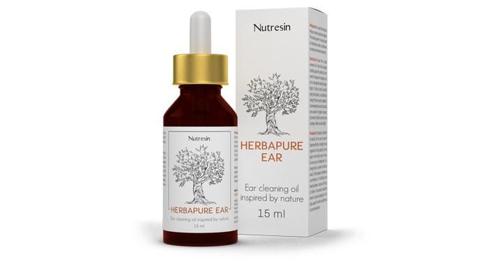 Nutresin Herbapure Ear: tratamento inovador, que restaura 100% da eficiência da audição!