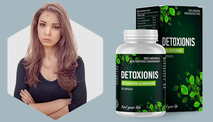 Detoxionis: elimina resíduos e toxinas em apenas 1 cura, mantendo vitaminas e oligoelementos