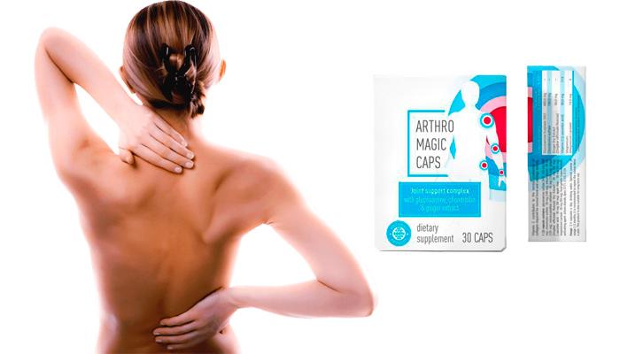 Arthromagic: livrar-se rapidamente da dor nas articulações sem prejudicar a saúde