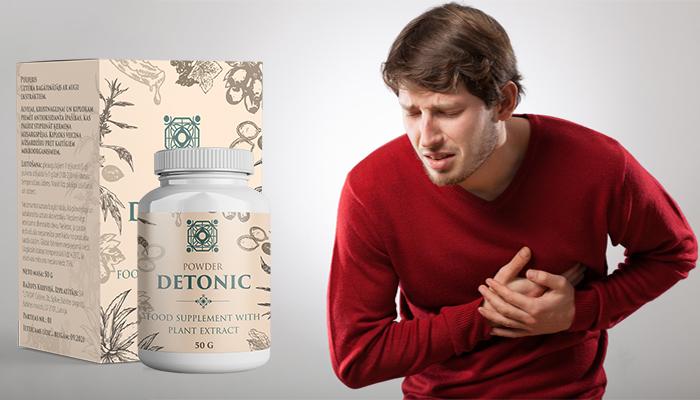 Detonic contra hipertensão: inovações no campo de cardiologia