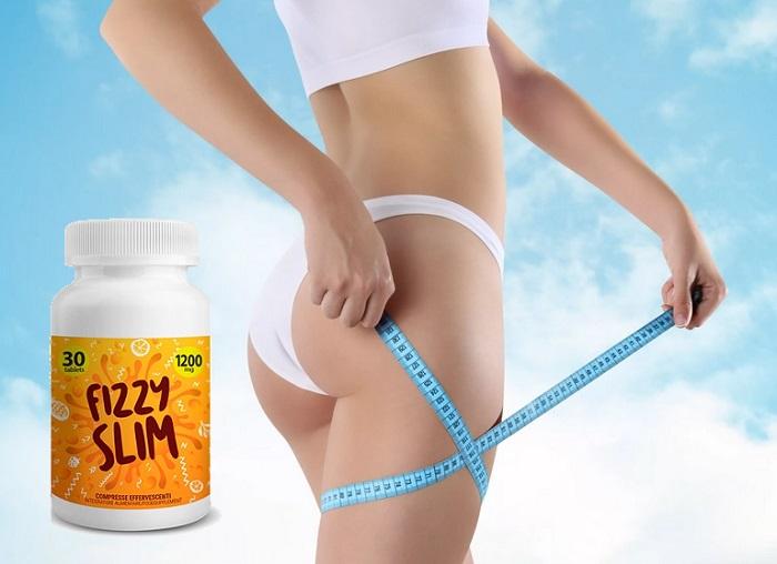 FIZZY SLIM emagrecimento: torne-se um fino sem dietas e treinos!