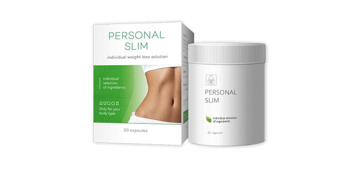 Personal Slim para emagrecimento: o primeiro produto para perder peso com programa selecionado individualmente!
