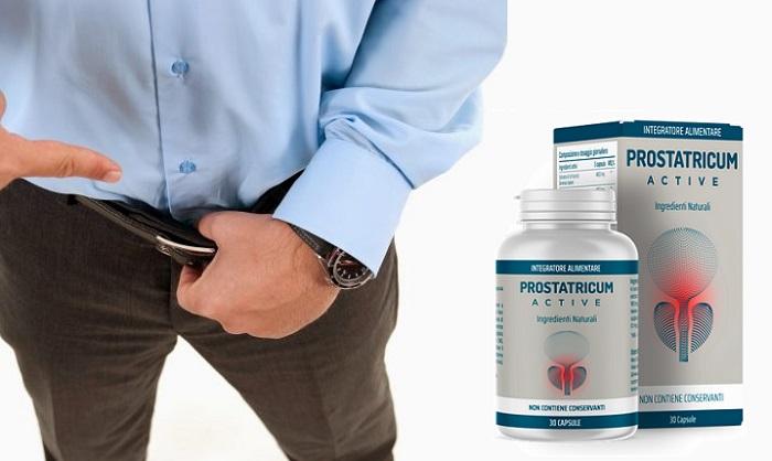 Prostatricum Active a prostatite: revolução no tratamento da prostatite crónica!