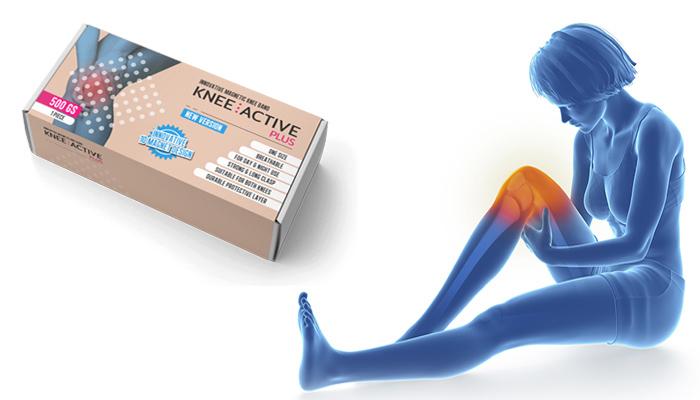 Knee Active Plus: daqui a 28 dias, esquecerá que alguma vez lhe tivessem doído os joelhos