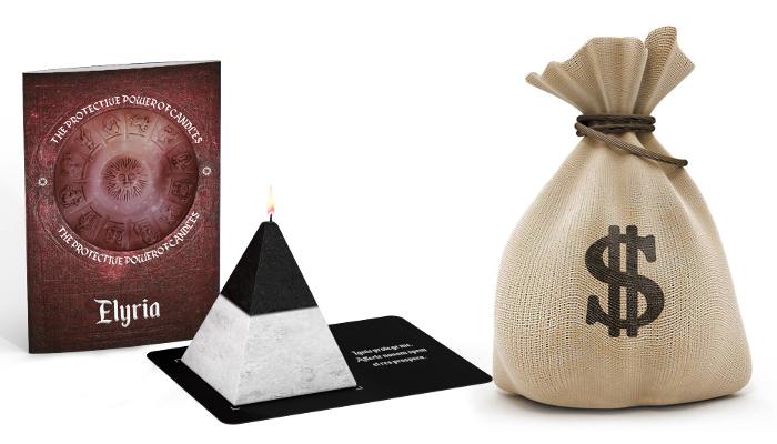 Vela de Ação Reversa: atrair riqueza e prosperidade