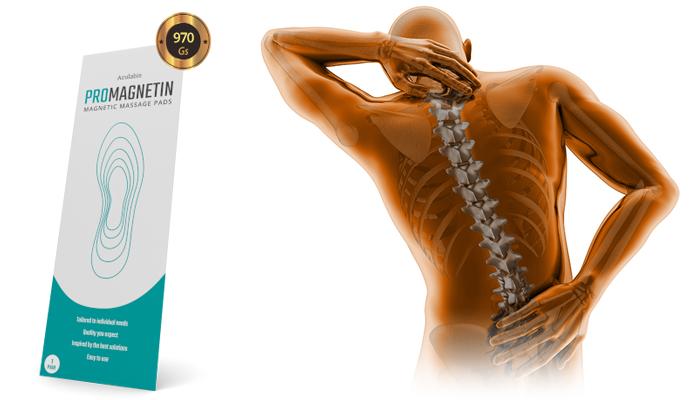 Promagnetin palmilhas biomagnéticas: aliviará a dor em 8 minutos