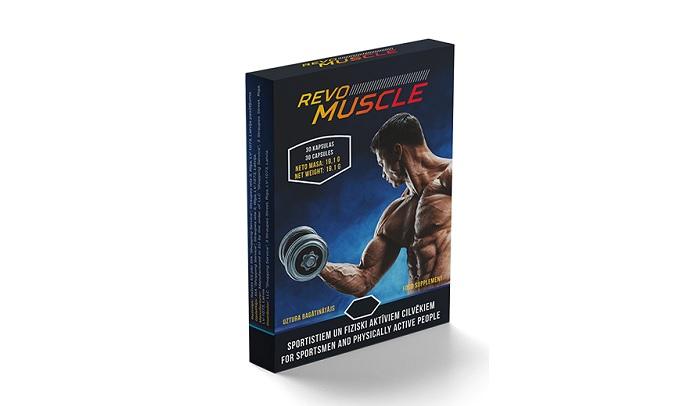 REVOMUSCLE para fortalecimento muscular: resultado rápido e eficaz!