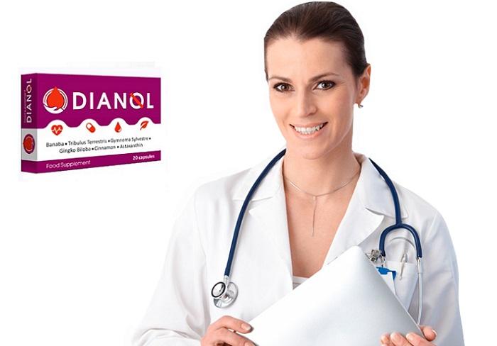 DIANOL diabetes: estabiliza o nível de açúcar e normaliza a produção de insulina!