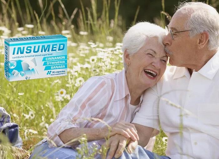 Insumed diabetes: estabiliza o nível de açúcar e normaliza a produção de insulina!