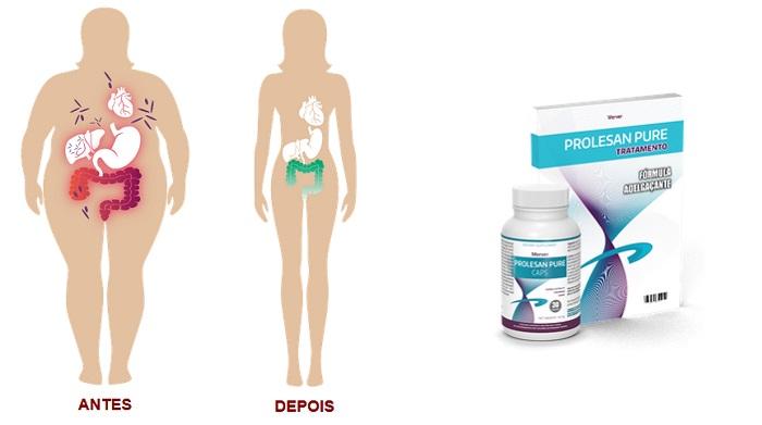 Prolesan Pure emagrecimento: a melhor ferramenta para a rápida perda de peso!