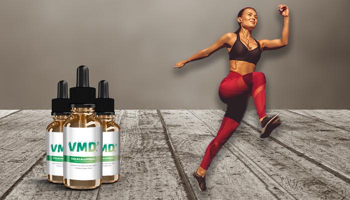 Extrato VMD³ para juntas: ação anti-inflamatória natural