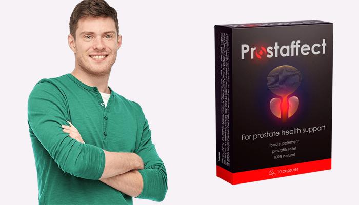Prostaffect: revolução no tratamento da prostatite crônica