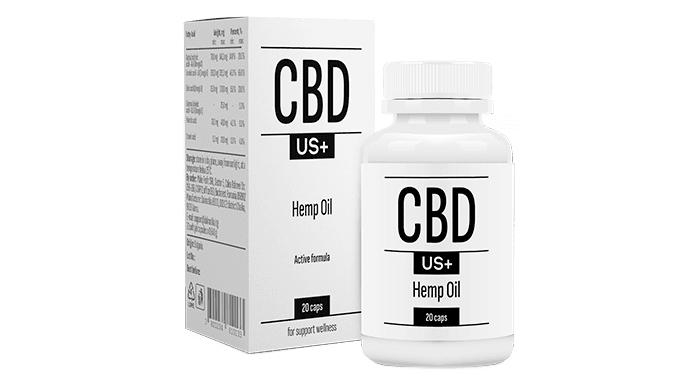 CBDus+: cápsulas de hipertensão