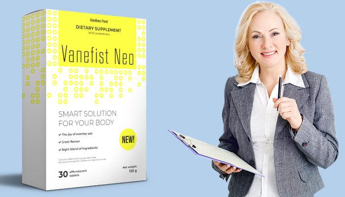 Vanefist Neo para perda de peso: em 28 dias emagrecerá 14 kg