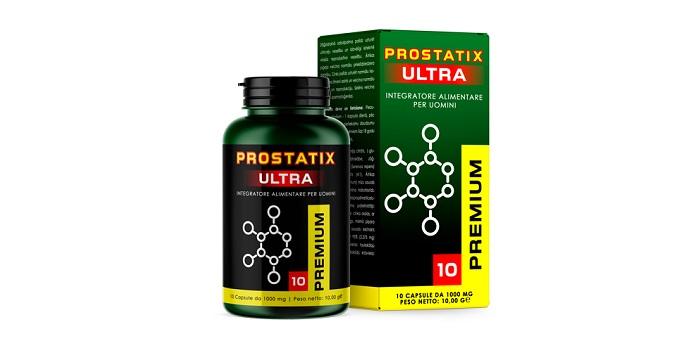 PROSTATIX ULTRA a prostatite: revolução no tratamento da prostatite crónica!