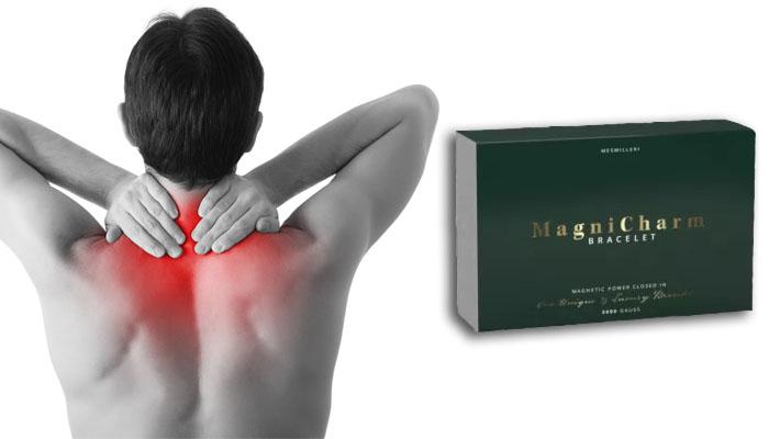 MagniCharm Bracelet contra a dor: atenua as dores em 7 minutos e dentro de 28 dias