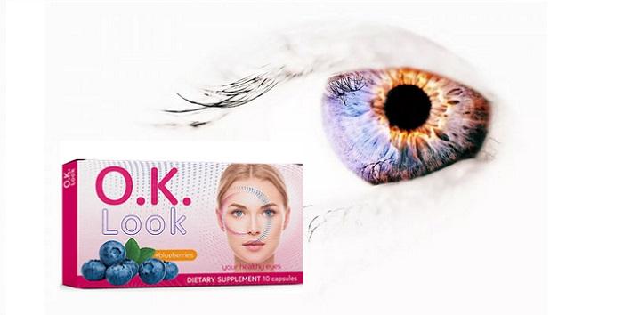 OK LOOK para a visão: já é hora de recuperar a sua visão!