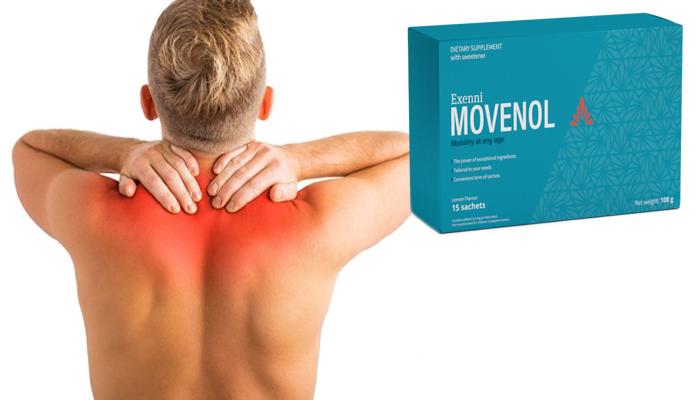 Movenol para as articulações: acabou a era das dores nas articulações e na coluna!