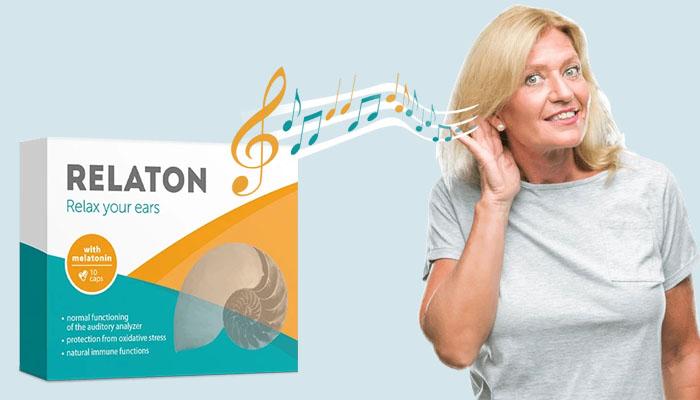 Relaton para audição: restaure sua saúde auditiva no nível celular