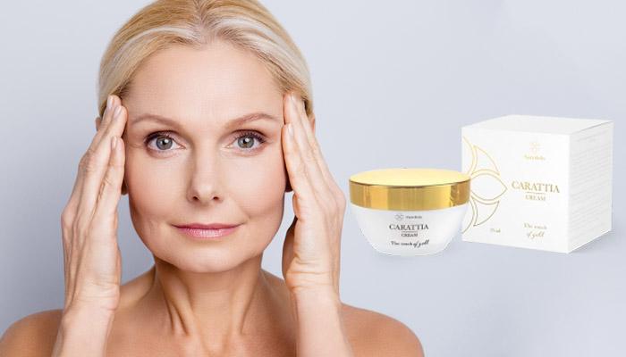 Carattia Cream anti-rugas: pele 17 anos e 5 meses mais jovem em 28 dias