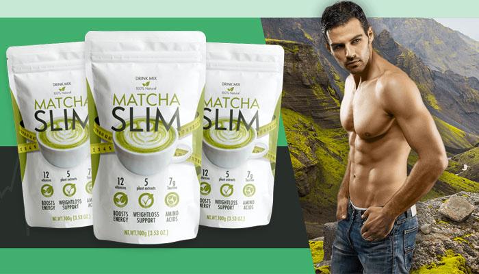 Matcha Slim para perda de peso: queimar gordura masculina adequadamente!