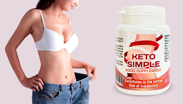 KETO SIMPLE para perda de peso: livre-se da gordura da barriga sem esforço