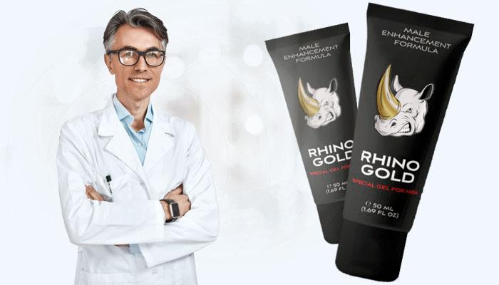 Rhino Gold Gel para aumento do pénis: a melhor maneira de conquistar uma mulher