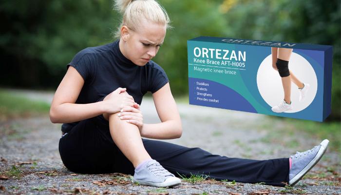 Ortezan para joelhos: alívio permanente das dores no joelho em 28 dias