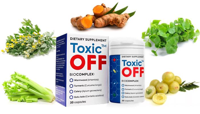Toxic OFF contra parasitas: vitória rápida e confiável na luta contra os parasitas