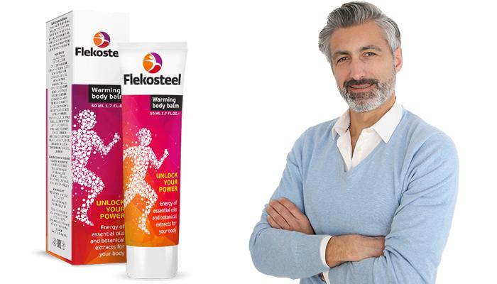 Flekosteel para articulações: é um remédio eficaz para osteocondrose, osteoartrite e lesões