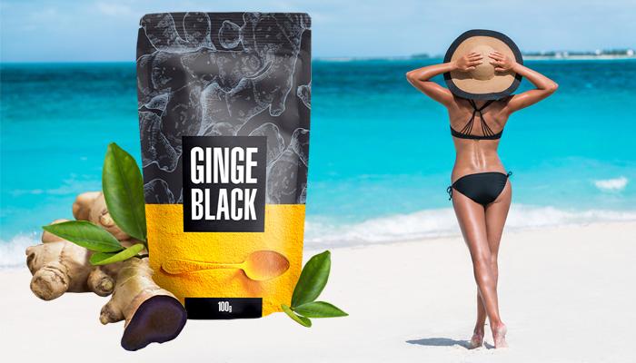 GingeBlack para perda de peso: o segredo do seu corpo esguio
