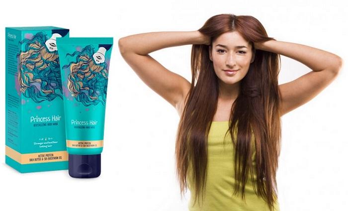 Princess Hair para perda de cabelo: cabelo grosso e saudável sem salões de beleza!