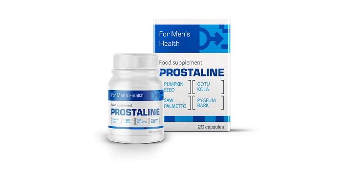 PROSTALINE para prostatite: é o golpe duplo contra a prostatite!