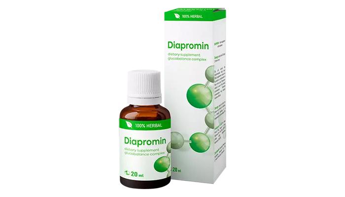 Diapromin contra diabetes: elimina sedimentos e torna a vida mais fácil para os diabetes
