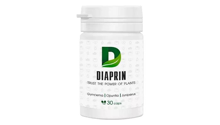 Diaprin contra diabetes: elimina sedimentos e torna a vida mais fácil para os diabetes