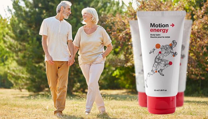 Motion Energy para articulações: é um remédio eficaz para osteocondrose, osteoartrite e lesões