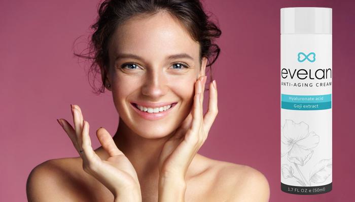 Evelan anti-rugas: um concentrado de juventude para a sua pele