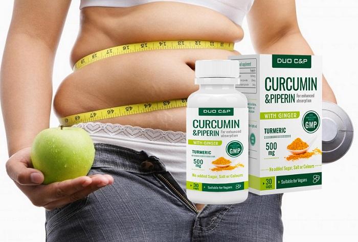 DUO C&P para perda de peso: o poder da natureza para perda de peso eficaz!