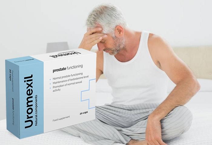 Uromexil para prostatite: eliminar os sinais de prostatite sem sair da zona de conforto!