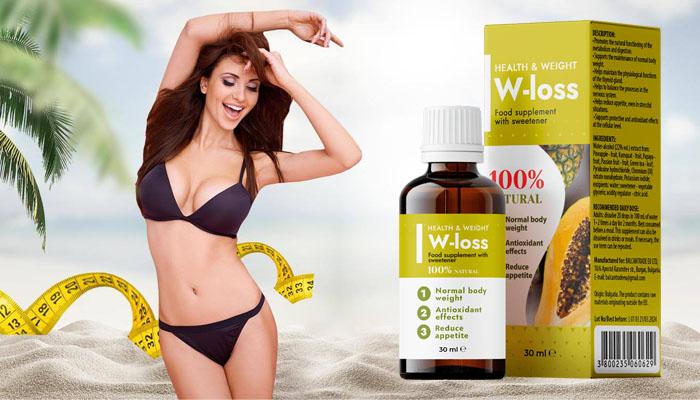 W-LOSS para perda de peso: você vai perdendo peso todos os dias de forma garantida